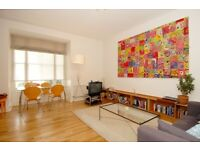 Light, airy, modern 2 bed flat in Kentish Town (zone 2). Private landlord.