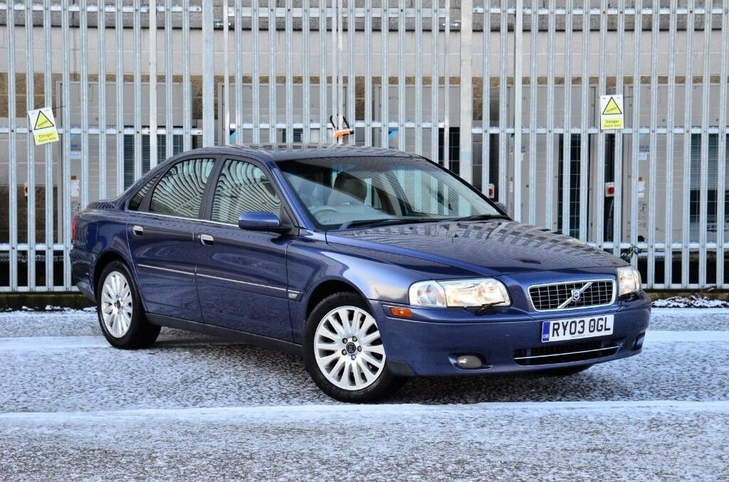 2003 Volvo S80 Auto 2 0 Turbo Great Condition Bluetooth Service History Parking Sensors In Ipswich Suffolk Gumtree