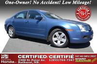 2009 Ford Fusion SE One-Owner! No Accident! Certified! Lowest Mi