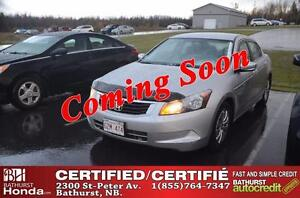 2010 Honda Accord Sedan LX Certified! Auto Start! Power Options!