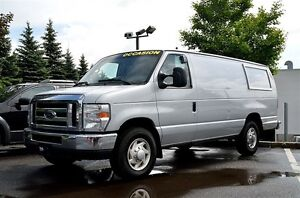 2009 Ford E-250 Commercial + CLIMATISEUR