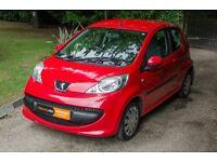 2006 Peugeot 107 1.0 litre 12v URBAN, 53k miles, Service history, 2 keys, 3 Months Warranty