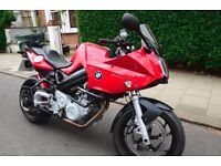 BMW F800S Red, 19500 miles, 2006, 798cc, great condition