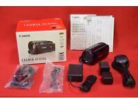 Canon Legria HF R706 Camcorder Boxed £160