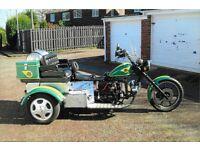 1980 Reliant Trike