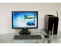 Full Refurbished- Packard Bell- Desktop PC- in excellent condition!3 month Warranty