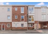 2 bed modern- city centre flat 1st floor with ensuite , gas central heating and private parking