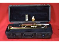 Bach 1530 Student Trumpet with Hard Case £300