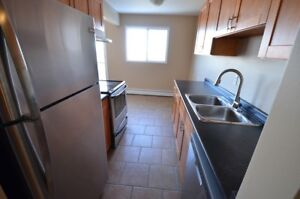 2-bdrm Renoed downtown Now or Mar. - 114 St.