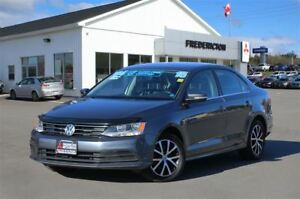 2015 Volkswagen Jetta TSI COMFORTLINE! HEATED SEATS! SUNROOF!
