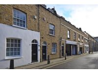 Recently redecorated 1 double bedroom flat in a quiet charming mews moments from Marylebone