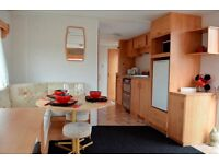 GREAT SEASIDE CARAVAN AT AWARD WINNING PARK OF SOTHERNESS