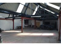 3500 sq ft Commercial Unit TO LET in CENTRAL BIRMINGHAM. All rates and utilities included.