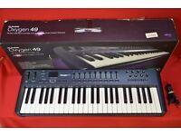 M-Audio Oxygen 49 USB MIDI Controller £80