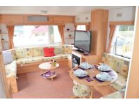 Great Value Starter Caravan 6 Berth Dumfries Carlisle Cumbria Southerness Ayr Lanarkshire