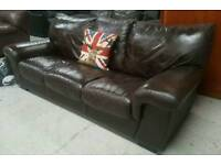 Large 3 seater sofa can deliver 07808222995