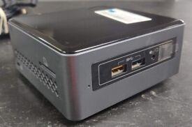 Intel NUC Windows 10 32GB SSD