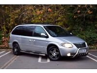 Chrysler Grand Voyager, 7 Seats, Facelift, DVD, Full Service History, Diesel, Automatic