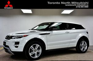 2013 Land Rover Range Rover Evoque DYNAMIC NO ACCIDENT