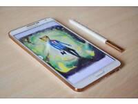 Gold edition Samsung Note 3 unlocked