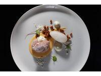 Pastry Chef De Partie for Fraise Sauvage - Creative artisan dessert company East London