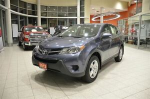 2013 Toyota RAV4 LE AWD Bluetooth, A/C, Cruise Control,1 Owner
