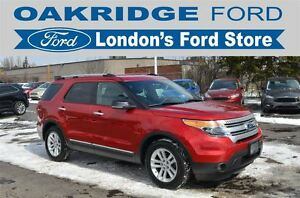 2012 Ford Explorer XLT WITH LEATHER NAVIGATION POWER LIFTGATE