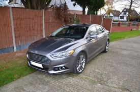 2014 Ford Fusion/Mondeo TITANIUM 4X4 AWD (Mondeo model 2015) Left Hand Drive LHD