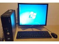 Great PC and HP monitor going cheap