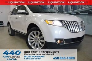 2013 Lincoln MKX | NAVIGATION, TOIT PANORAMIQUE, CUIR