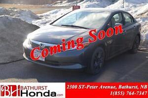 2012 Honda Civic Sedan LX Mag Wheels! 5 speed Manual! Bluetooth!