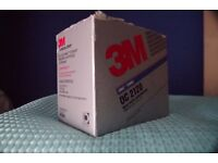 Unopened vintage computer 3M Mini Data Cartridge tapes (DC2120) Box of 5
