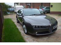 Alfa Romeo 159 1.9 jdm 16v sportwagon
