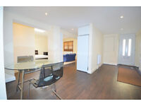 W13: Extra large brand new luxury studio flat in West Ealing.