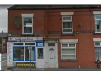 COMMERCIAL PROPERTY AVAILABLE TO RENT GOOD LOCATION BOLTON MAIN ROAD AVAILABLE FOR INSTANT RENTAL