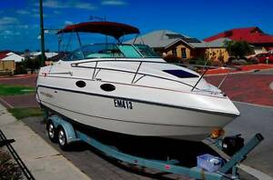 24ft Stingray Cabin Cruiser Tapping Wanneroo Area Preview