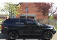 **DIESEL**AUTOMATIC GRAND CHEROKEE CRD 2.7CC 4X4 SUV ESTATE++ EXCELLENT CONDITION