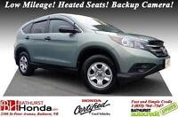 2013 Honda CR-V LX As Good As New Except the Price!!!! Low Milea