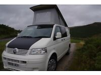 4 berth VW campervan, fully converted, excellent condition camper