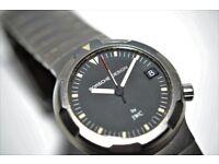 Porsche Design by IWC Ocean 500 Titanium automatic mechanical diver's wristwatch - '90s - Mid-size