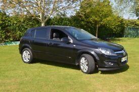 Vauxhall Astra , Black SXI
