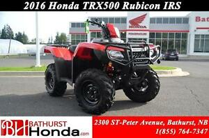2016 Honda TRX500 Rubicon IRS Foot Switch! Independant Rear Susp