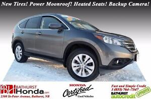 2013 Honda CR-V EX FWD New Tires! Power Moonroof! Heated Seats!