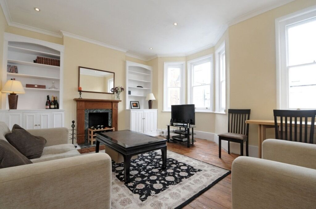 A well presented three bedroom maisonette, Sedlescombe Road, SW6
