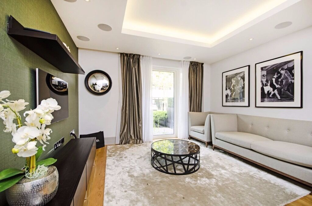 Contemporary apartment in the heart of St. John's Wood, Searle House NW8