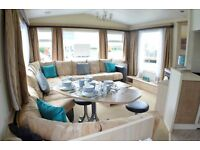 2007 Cosalt Riverdale 2 bedroom sleeps 6 Static Caravan Scotland Dumfries