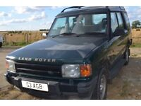 Land Rover Discover SE Aviemore