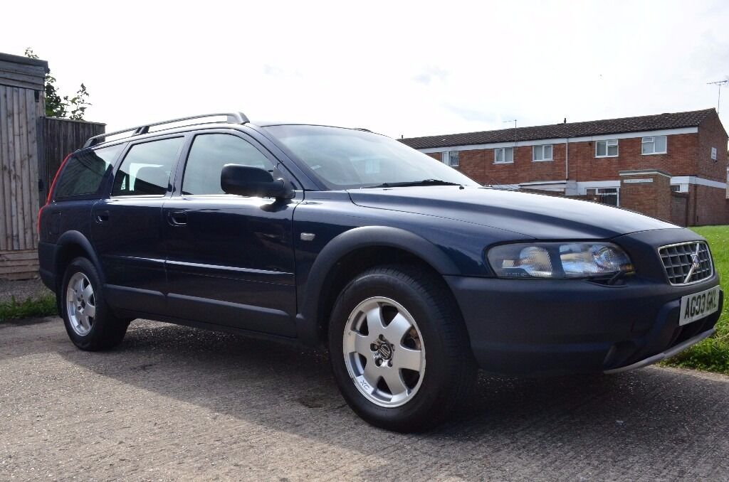 2003 volvo xc70 manual in havant hampshire gumtree. Black Bedroom Furniture Sets. Home Design Ideas