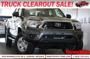 2014 Toyota Tacoma 4x4 DOUBLE CAB V6 SR5 POWER PACKAGE TONS OF E