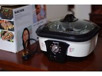 Salter 8 in 1 Slow Cooker/ Multi-cooker